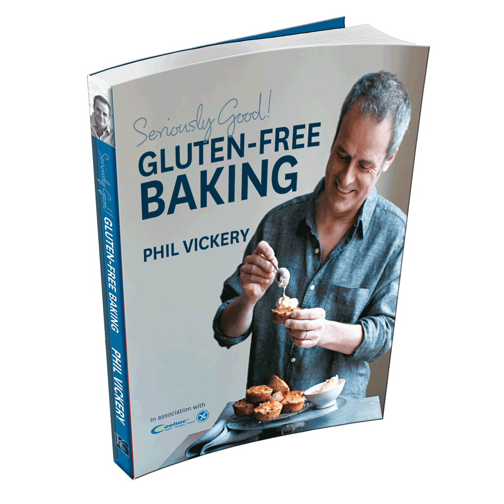 Seriously Good! Gluten-Free Baking - Cook Gluten Free