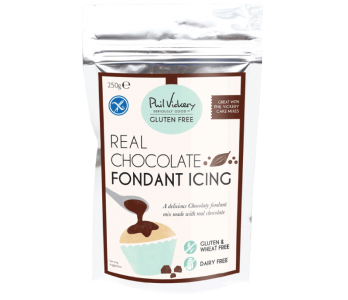 Featured Product:  Real Chocolate Fondant Icing Mix
